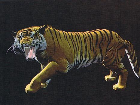 Imágenes de tigres en 3D - Imagui